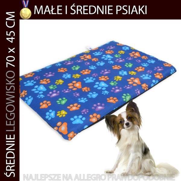 Legowisko mata dla psa średnia M
