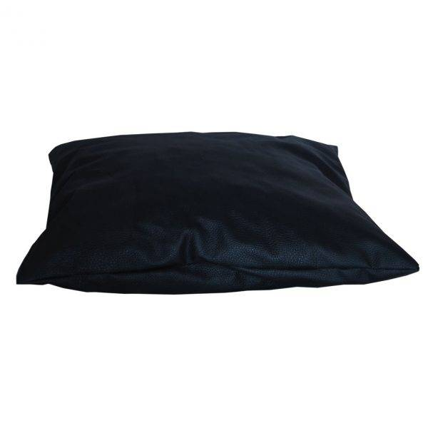 Poduszka legowisko dla psa eko skóra