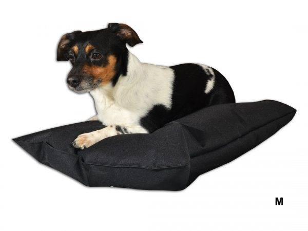 Poduszka legowisko dla psa wytrzymała kodura r M