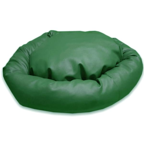 donut legowisko dla psa (zielone)