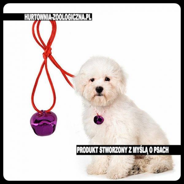 zawieszka do obroży dla psa lub kota dzwoneczek - sklep zoologiczny