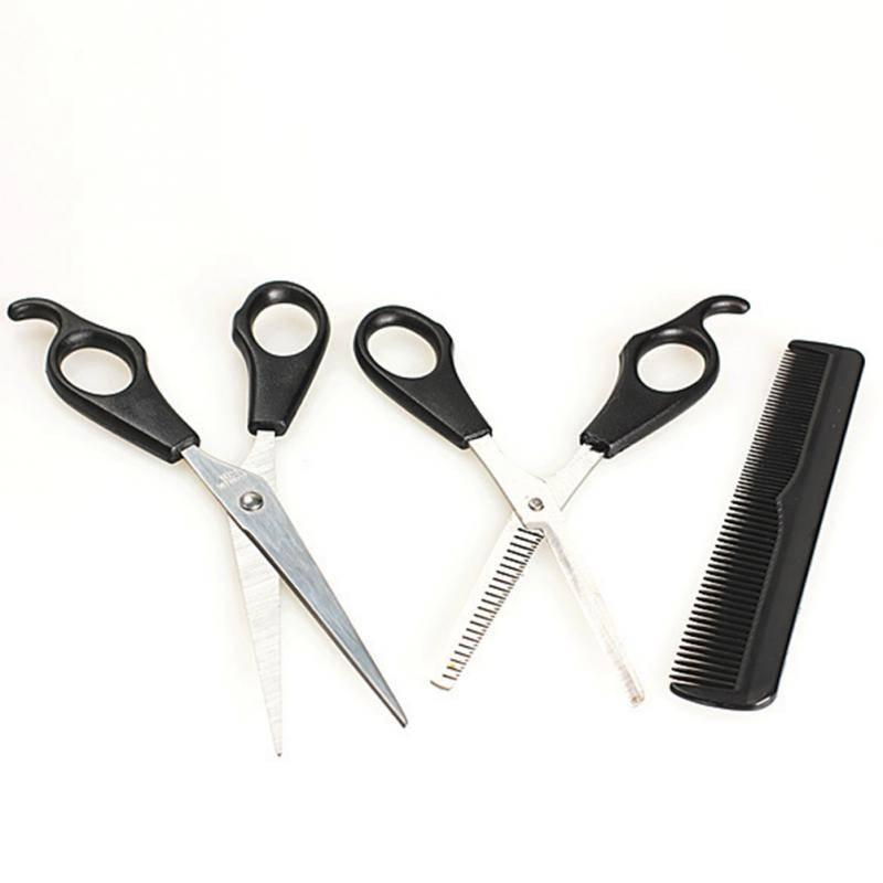 Nożyczki groomerskie plastikowe dla psa, kota lub świnki morskiej