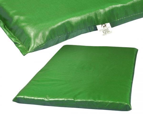 Mata barwna dla psa 6 kolorów ortalionu zielony