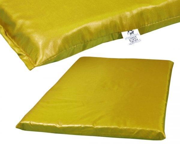 Mata barwna dla psa 6 kolorów ortalionu żółty