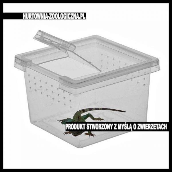 sklep zoologiczny akcesorium transporter terrarium