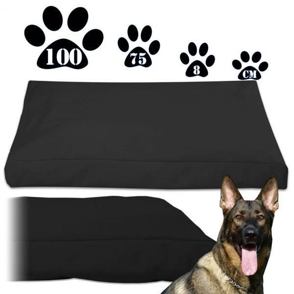legowisko dla psa prostokątne ekoskóra (7)