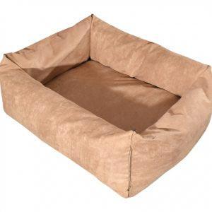 Kanapa zamszowe legowisko dla psa