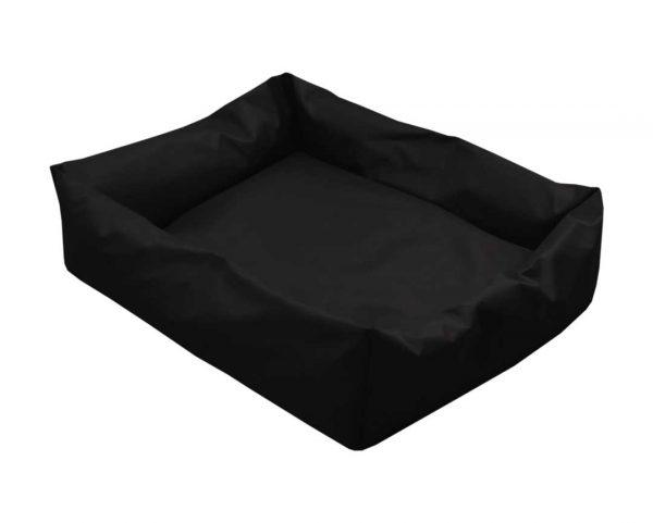 SOFA LEGOWISKO KANAPA 100x70CM WODOODPORNE BLACK