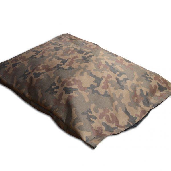 poduszka dla psa wodoodporna moro