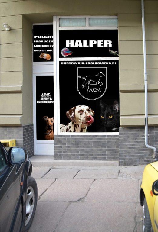 BOHATERÓW GETTA WARSZAWSKIEGO SZCZECIN HALPER HURTOWNIA ZOOLOGICZNA