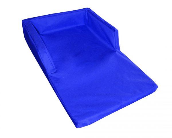 Sofa Dla Psa Wodoodporna Duża Niebieska
