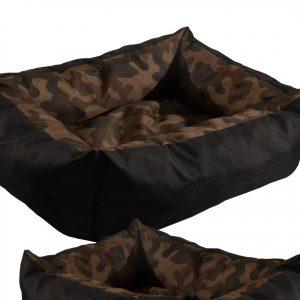 Legowisko kanapa miękka moro dla psa