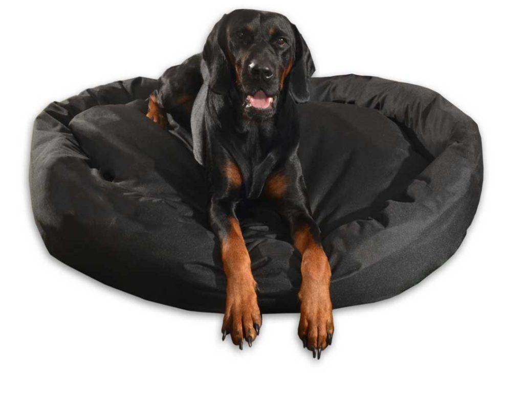 legowisko pączek okrągły dla dużego psa